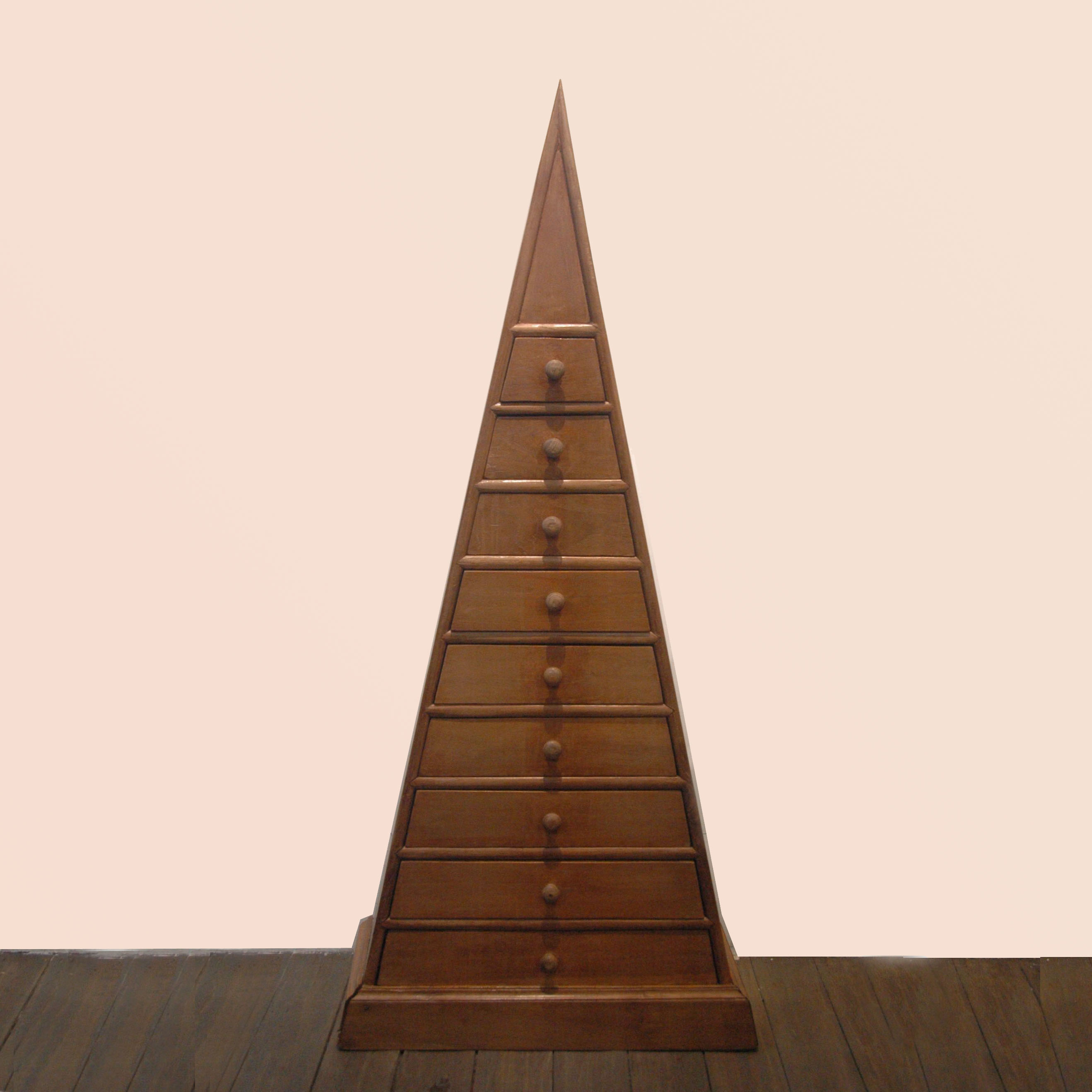 Triangular Chest Of Drawers