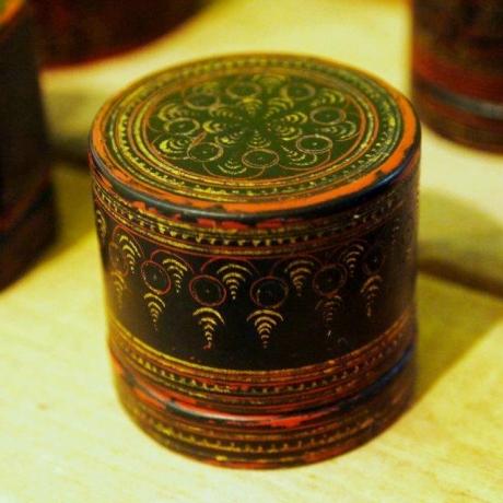 burmese betel box