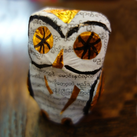 burmese owl