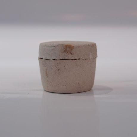 small opium jar