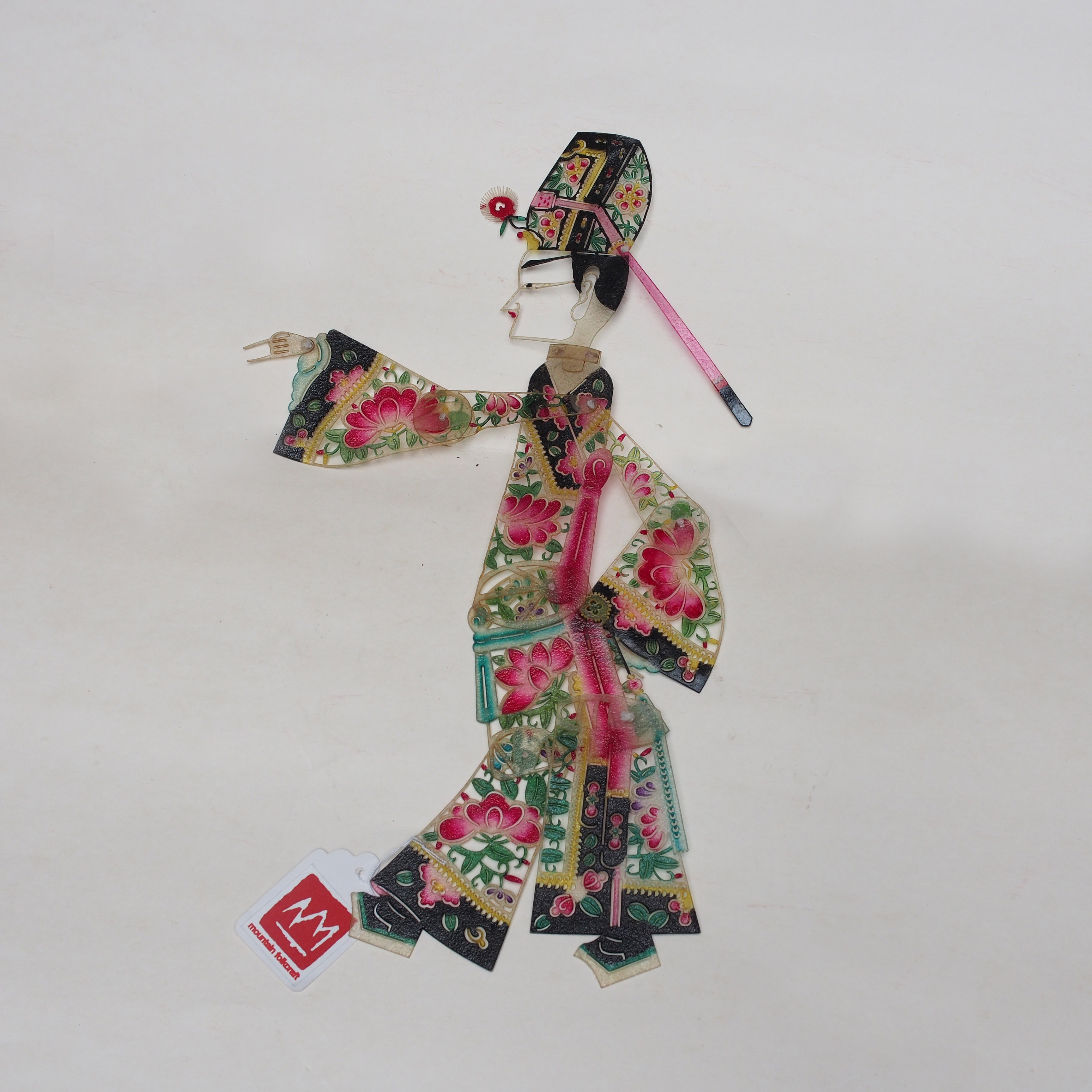 how to make chinese shadow puppets